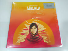 "HE NAMED ME MALALA SOUNDTRACK LP 12"" COLOURED PINK LIMITED 157/500 Vinilo 12"""