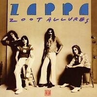 Frank Zappa - Zoot Allures 2012 (NEW CD)