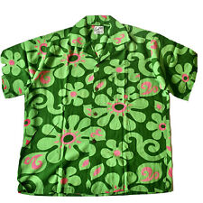New listing Mens Vintage 60s Hawaiian Casual Aire Shirt Xxl 50� Chest