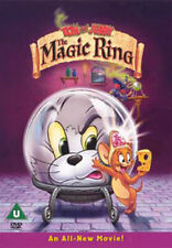 TOM AND JERRY - THE MAGIC RING DVD [UK] NEW DVD