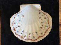 Haviland Shell Bowl Vieux Sevres Decor 18 Siecle France French,