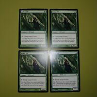 Arbor Elf x4 Worldwake 4x Playset Magic the Gathering MTG