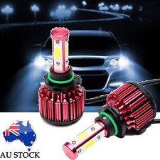 CREE 9006 HB4 LED Headlight 300W Globe 30000LM Low/Fog Lamp Bulb 6000K Car Light