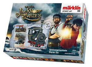 "Märklin 29199 H0 Gauge Digital MFX Starter Set ""Jim Knopf and the Wild 13"""