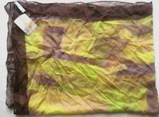 Rasurel playa señora pañuelo de seda multicolor