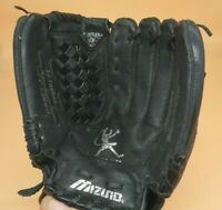 "MIZUNO Finch GPP1209D3 Softball Glove Black 12"" RHT Max Flex"