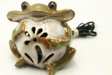 Westinghouse Fragrance Warmer LED Light Funny Frog 4 hr Timer Warm Candle Glow
