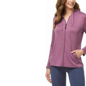 NWT 32 Degrees Women's Ultra Soft Full Zip Hoodie. 1404696-1