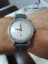 C. 1955 Vintage LONGINES Calatrava Stainless Steel Men's Dress Watch