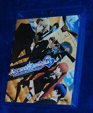 Storia Della Arcana Famiglia C (2013) 2 DISC Blu-ray SENTAI ANIME + OVA BLURAY