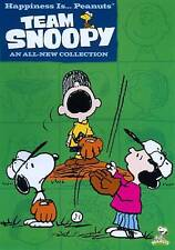 Happiness Is Peanuts: Team Snoopy DVD