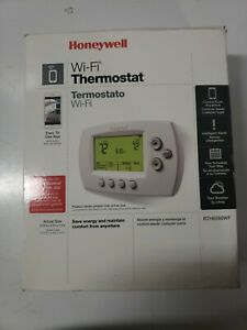 Honeywell WiFi 7 Day Programable Thermostat RTH6580WF