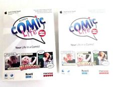 Mac and Windows Comic Life Deluxe Edition with Ready to Use Styles New