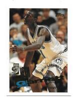 1995-96 Topps Kevin Garnett Minnesota Timberwolves Rookie Card #237