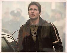 Tom Cruise HAND SIGNED 10x8 Photo Image C UACC Registered dealer