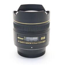 Nikon AF DX Fisheye-Nikkor 10.5mm F/2.8G ED(for Nikon DX) #184
