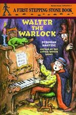 Walter the Warlock (A Stepping Stone Book(Tm) by Hautzig, Deborah