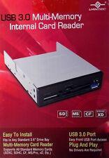 Internal Card Reader USB 3.0 Multi-Memory By Vantec