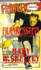 "[048] ECONOMICA TASCABILE ed. Fanucci 1994 n.  21 Shelley ""Frankenstein"""