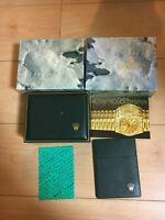 GENUINE ROLEX OYSTER watch box case 11.00.71 booklet  Cardcase 69240