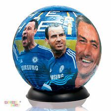 3D PUZZLE BALL CHELSEA PAUL LAMOND JIGSAW 240 PIECES