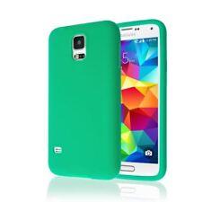 Fundas y carcasas Samsung Para Samsung Galaxy S5 color principal verde para teléfonos móviles y PDAs