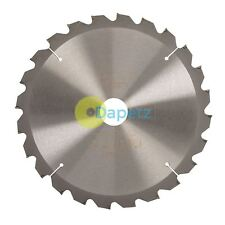 Woodworking Saw Blade 216 X 30mm 24T - Cutting Blade
