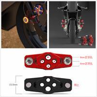 1pcs 54mm Pressure Code Stent  Motorcycle Aluminum Alloy Spotlight Fixed Bracket