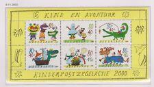 NVPH Nederland V 1930 blok sheet MNH PF kinderzegels 2000 Netherlands Pays Bas