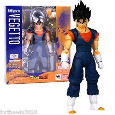 Japanese S.H.Figuarts Bandai Dragon Ball Vegetto 16cm PVC Figure Model