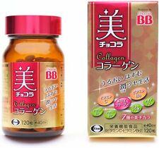 Eisai Chocola BB supplement Collagen Beauty 120 tablets Madein Japan Health Care