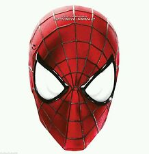 3 × Spiderman Paper Face Masks.