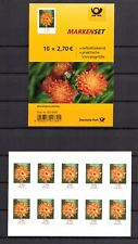AM0508) Germany 2019 Mi. 3490 Self-Adhesive Booklet FB 93 MNH, Full sheet