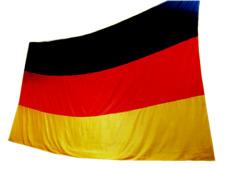 Riesen-flagge Deutschland 190cm X 450cm - Deutschlandfahne