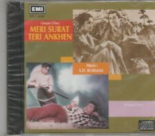Meri surat Teri Ankhen / ziddi - S D Burman   [Cd] EMI / Uk  Made Cd