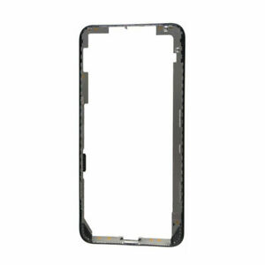 For iPhone XS MAX Front LCD Display Holder Screen Glass Bezel Frame Replacement