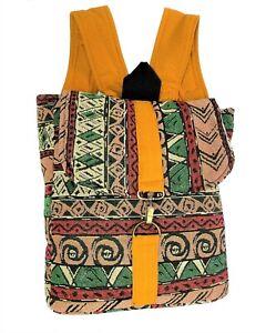 Tablet Backpack Aztec Book Bag Boho Hippie Tribal Southwest Geometric Ipad Purse