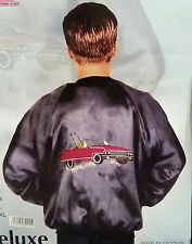 Deluxe Quality 50's T-Bird Sock Hop Costume Jacket for Adult Size Large