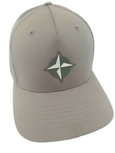 Innova Logo Disc Golf Hat Cap Fitted Gray Size L/X Comes Boxed!