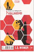 Hawkeye #14 Fraction Marvel Comics 1st Print 2013 NM
