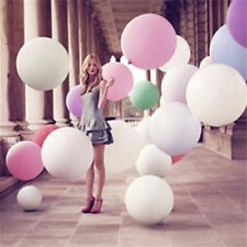 5x 90CM Huge Latex Ballon Wedding Decor Balloon For Party Birthday Balloon Toy T