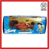 Bburago Disney Collection 1:24 Diecast Formula 1 Racing Car Woody Burago