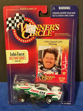 WINNERS CIRCLE 1998 CASTROL GTX MUSTANG JOHN FORCE LIFETIME SERIES BONUS CAR
