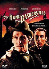 Terence Fisher DER HUND VON BASKERVILLE Christopher Lee & Peter Cushing DVD NEU