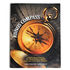 "KONOS COMPASS ""A Navigation Tool..."" Carole Thaxton Jessica Hulcy Book"