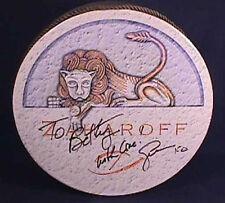 Signed Zaharoff Empty Gift Box