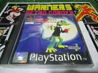 gex  Sony PlayStation 1 PSX PS1 pal uk Retro Video Game