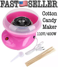 Mini Electric Cotton Candy Maker Diy Sugar Floss Candy Machine Kids Gift New