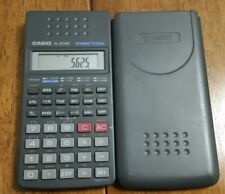 Casio FX-250HC Fraction Scientific Calculator Pocket Size with Cover