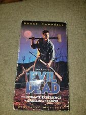 The Evil Dead (Vhs, 1998)